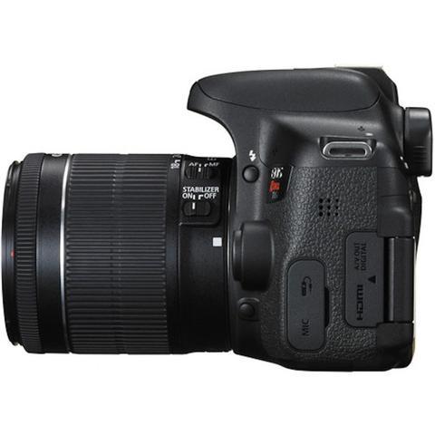 Imagem de CANON EOS REBEL T6i KIT 18-55mm STM - 24MP