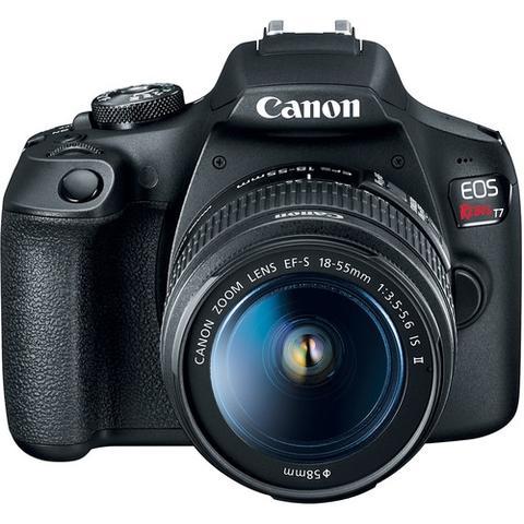 Imagem de Canon EOS Rebel T7 EF-S 18-55mm IS II