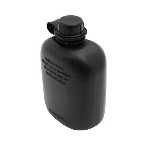 Imagem de Cantil 900ml Plástico Com Passante p/ Cinto Trilha Camping Escoteiro Militar Nautika Ntk