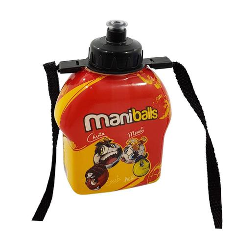 Imagem de Cantil plástico maniballs 450ml - koplast