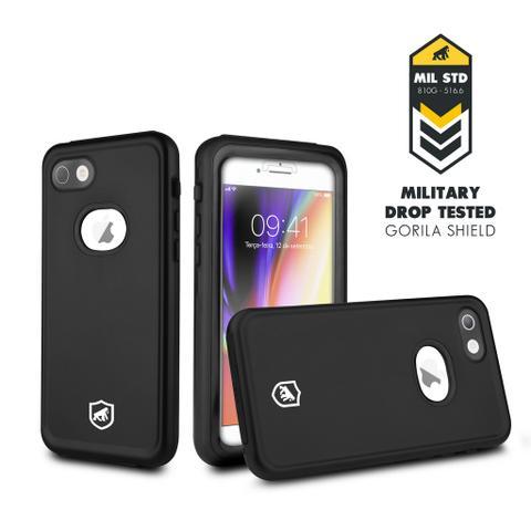 Imagem de Capa a Prova dÁgua para iPhone 7 e 8 - Gorila Shield
