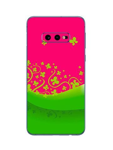 Imagem de Capa Adesivo Skin358 Verso Para Samsung Galaxy S10e