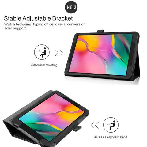 Imagem de Capa Agenda Magnética Para Tablet Samsung Galaxy Tab A 10.1