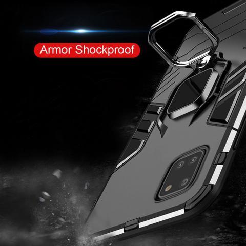 Imagem de Capa Anti Impacto Anel Magnetico Samsung Galaxy Note 10 Lite