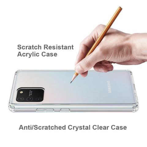 Imagem de Capa Anti Impacto Crystal Samsung Galaxy S10 Lite