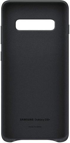 Imagem de Capa Anti Impacto Original Samsung Galaxy S10 + Plus Couro
