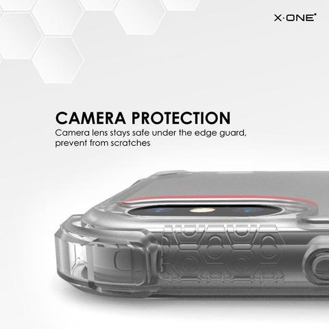 Imagem de Capa Anti Impacto X-One para Samsung Galaxy S10e 5.8 - DropGuard Case Pro - Transparente
