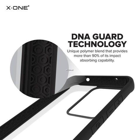Imagem de Capa Anti Impacto X-One para Samsung Galaxy S20 Ultra 6.9 - DropGuard Case 2.0 - Preto