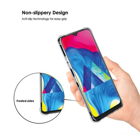Imagem de Capa Anti Impactos Antiqueda Samsung Galaxy A70 + Película Nano Gel Blindada