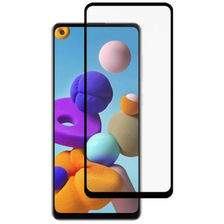 Imagem de Capa Anti Impactos para Samsung Galaxy A21S + Película 3D de Vidro