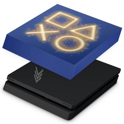 Imagem de Capa Anti Poeira para PS4 Slim - Modelo 306