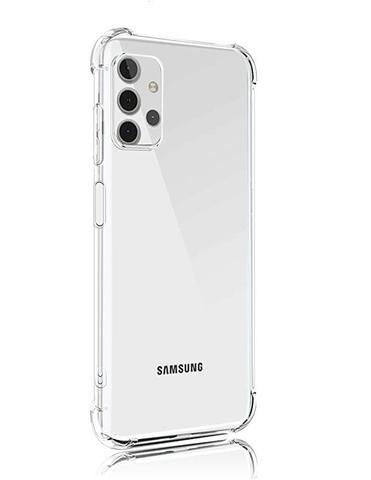 Imagem de Capa Anti Queda Samsung Galaxy A32 + Pelicula 3D + Pl Camera