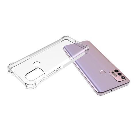 Imagem de Capa Anti Quedas Motorola Moto G10 + Película 5D Nano Cerâmica