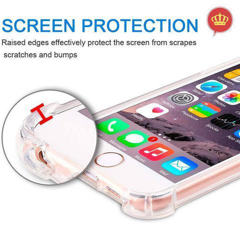 Imagem de Capa Anti Quedas Samsung Galaxy A71 + 2x Películas de Gel + Kit Aplicação