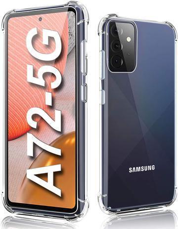 Imagem de Capa Anti Shock para Samsung Galaxy A72 +Pelicula de Vidro 3D