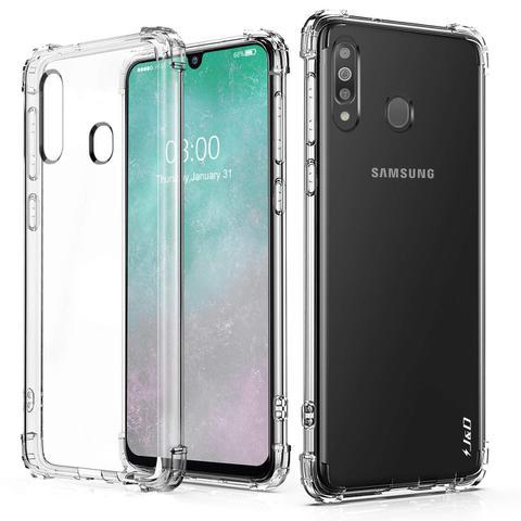 Imagem de Capa Anti Shock + Pelicula de vidro 3D Samsung Galaxy M30