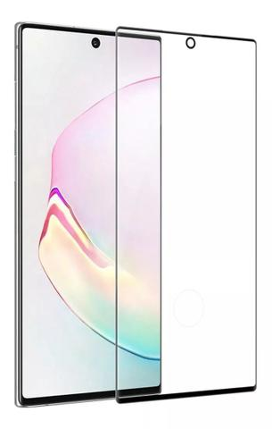 Imagem de Capa Anti Shock + Pelicula Nano Gel Galaxy Note 10 Tela 6,3