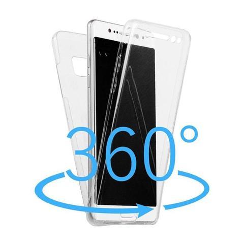 Imagem de Capa Antishock Capinha 360 Frente E Verso Samsung Galaxy S8+ PLUS