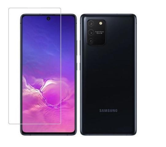 Imagem de Capa Antishock Reforçada Samsung Galaxy S10 Lite 6.7 + 01 Película De Nano Gel