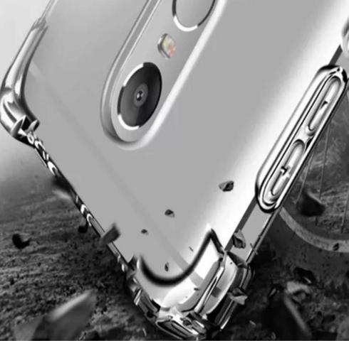 Imagem de Capa AntiShock Tpu Reforçada Samsung Galaxy A10