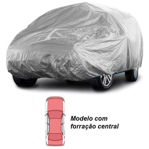 Imagem de Capa Automotiva Cobrir Carro Protetora Forrada Central Tamanho P M G Carrhel