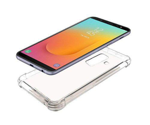 Imagem de Capa Capinha anti impacto Premium Samsung Galaxy J8 + Pelicula Vidro