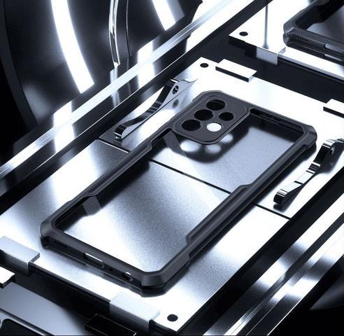 Imagem de Capa Capinha Anti Impacto Transparente Samsung Galaxy A72