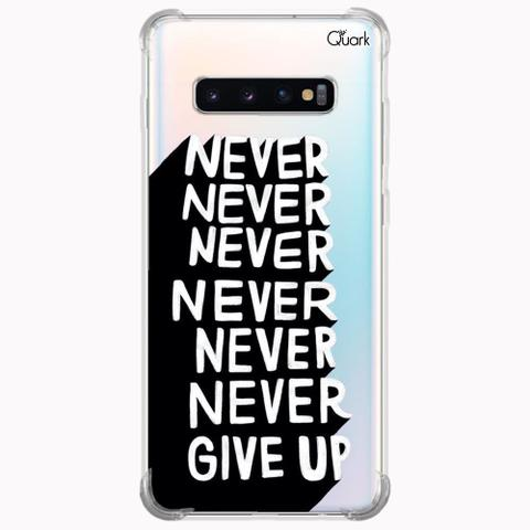 Imagem de Capa capinha anti shock galaxy s10+ s10 plus 1574 give up