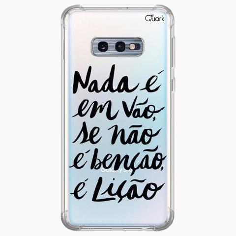 Imagem de CAPA CAPINHA ANTI SHOCK SAMSUNG GALAXY S10e 1600 NADA VÃO