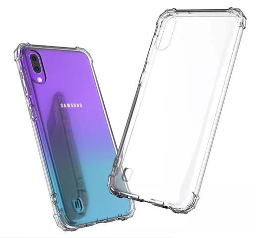 Imagem de Capa Capinha Case Anti Impacto Samsung Galaxy A01 5.7