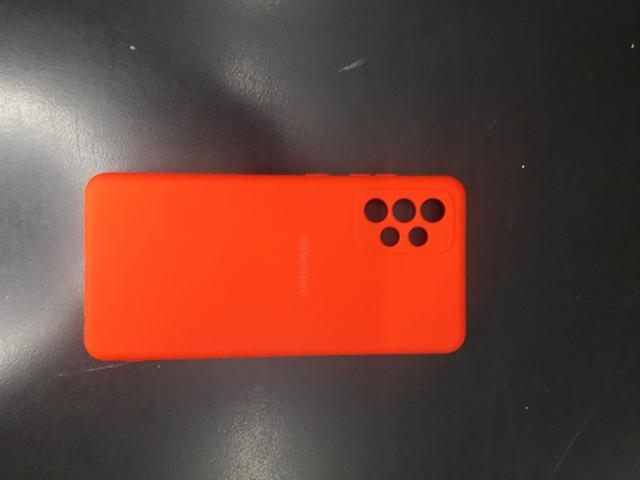 Imagem de Capa Capinha Case Com Veludo Samsung A72