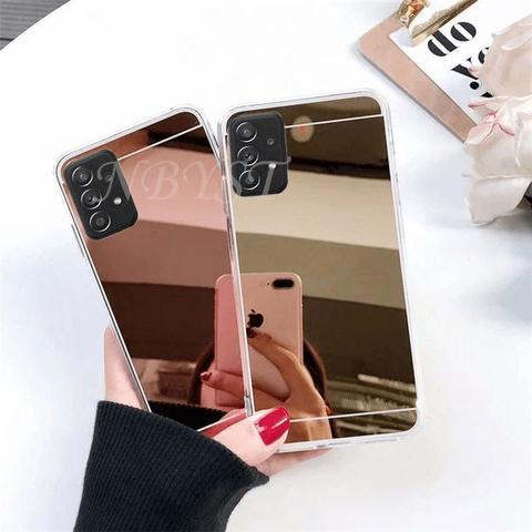 Imagem de Capa Capinha Case Espelho Mirror Premium Samsung Galaxy A72
