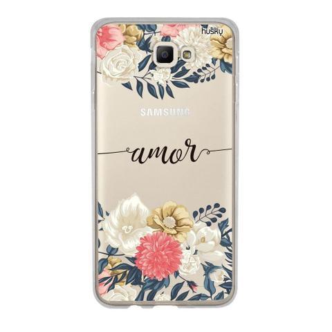 Imagem de Capa Capinha Case Personalizada Samsung Galaxy J5 Prime Amor