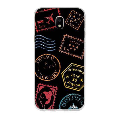 Imagem de Capa Capinha Case Personalizada Samsung Galaxy J5 Pro Viajando