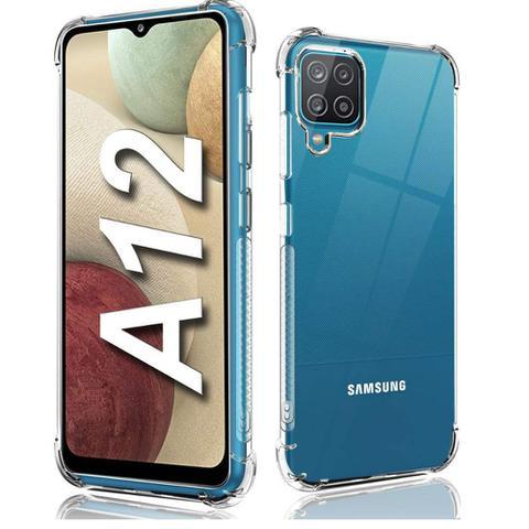 Imagem de Capa Capinha Case Silicone Samsung A12