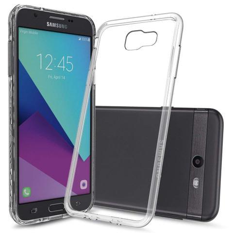 Imagem de Capa Capinha Case Silicone Ultra Fina Samsung Galaxy J5 Prime