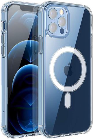 Imagem de Capa Capinha Magnética Carregamento iPhone 12 Mini Pro Max