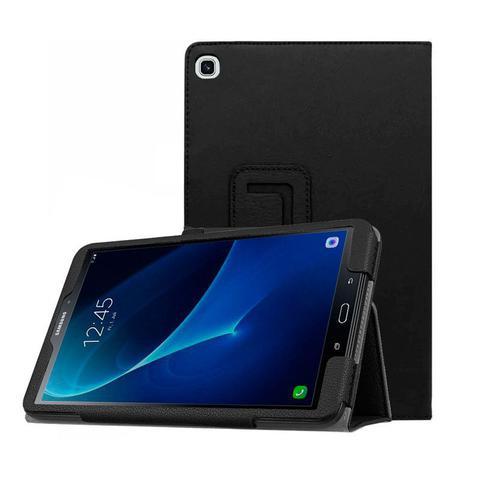 Imagem de Capa Capinha Pasta Tablet Samsung Galaxy TAB A 8.0 T290 T295 Anti Queda Impacto Case + Pelicula