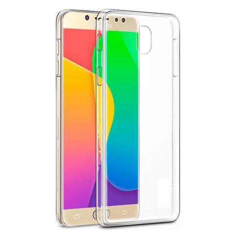 Imagem de Capa Capinha Silicone Ultra Fina Samsung Galaxy J5 Pro Transparente