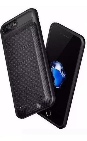Imagem de Capa Carregadora Baseus 3650 mAH iPhone 7 e iPhone 8 Plus - ACAPIPH-AXB01