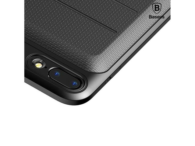 Imagem de Capa Carregadora Power Bank iPhone 7 Plus 8 Plus Baseus 3650mah Preto