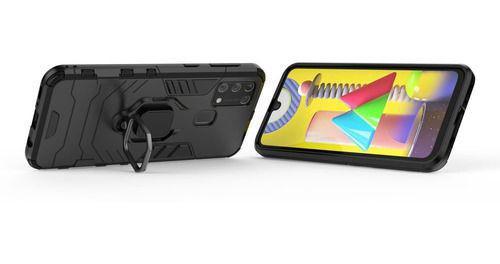 Imagem de Capa Case Anti Impacto Anel Magnetico Samsung Galaxy M31