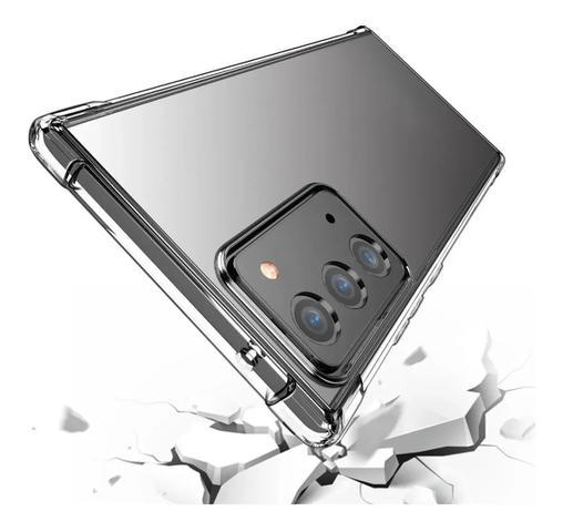 Imagem de Capa Case Anti Impacto Galaxy Note 20 + Pelicula Hidrogel Hd SW SeeWell