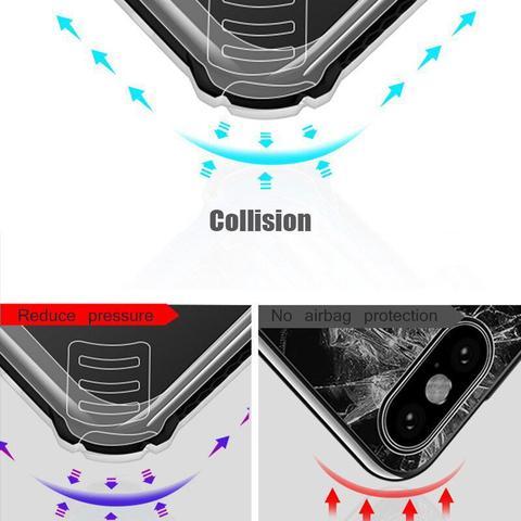 Imagem de Capa Case Anti Impacto Galaxy S20 C/ Anel Magnético 360