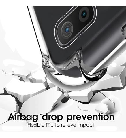Imagem de Capa Case Anti Impacto Reforçada Antishock Tpu Samsung Galaxy A30 Tela 6.4