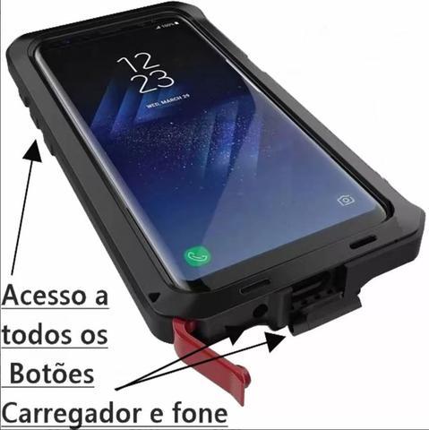 Imagem de Capa Case armadura blindada P/ samsung Galaxy s10e Tela 5.8