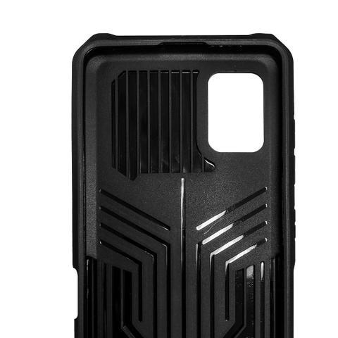 Imagem de Capa Case Armor Magnética Clip Anti Impacto  Para Samsung Galaxy A51