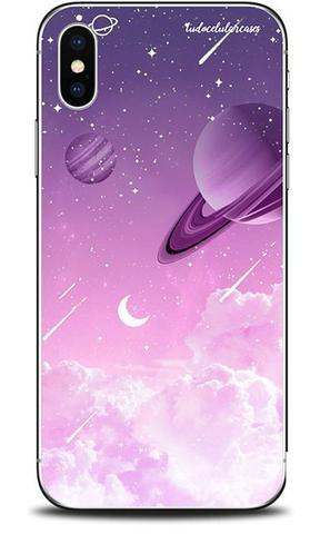 Imagem de Capa Case Capinha Personalizada Samsung XCover Pro Poeira Estrelar- Cód. 1299
