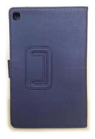 Imagem de Capa Case Carteira Tablet Samsung Galaxy Tab A 8 (2019) Sm-T290 T295 preto