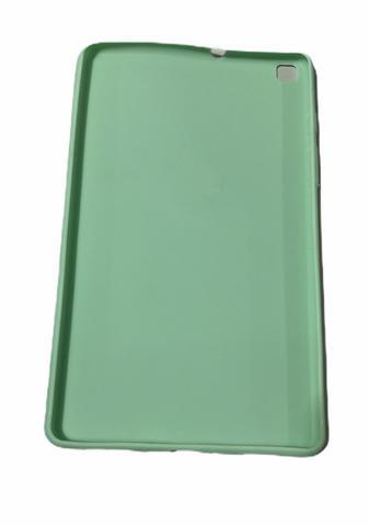 Imagem de Capa Case de Silicone Rígido para Tablet Samsung Galaxy Tab A8 Sm T290 T295 Película Vidro